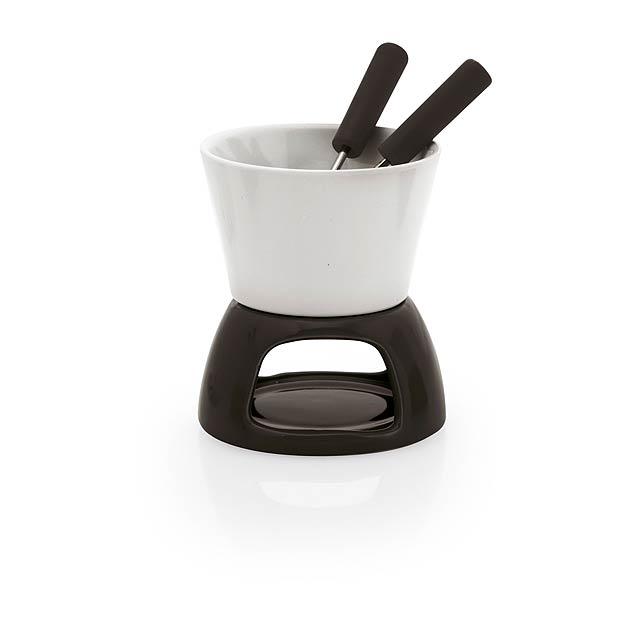 Kenux fondue - černá