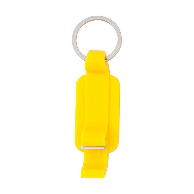 Endor klíčenka - žlutá