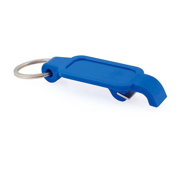 Endor klíčenka - modrá