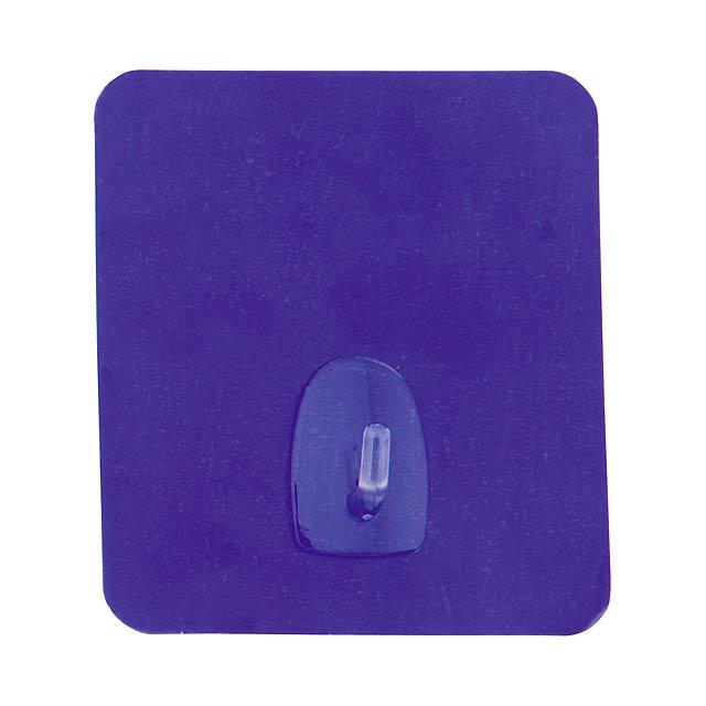 Rucco víceúčelový věšáček - modrá