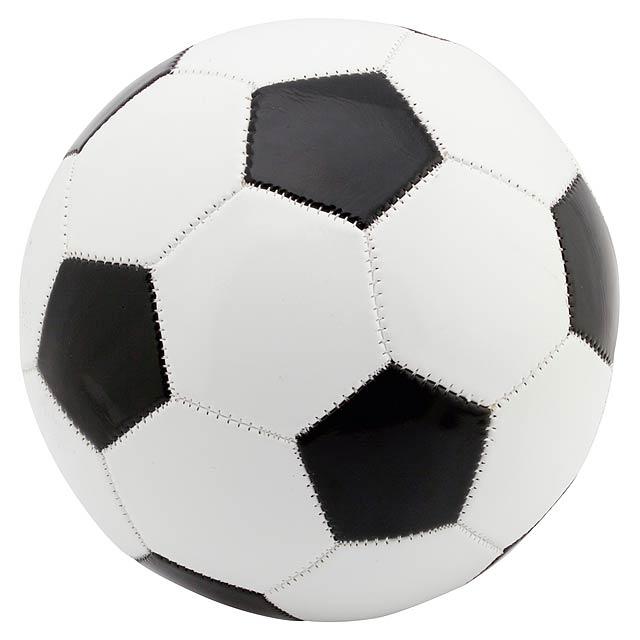 Delko fotbalový míč - černá