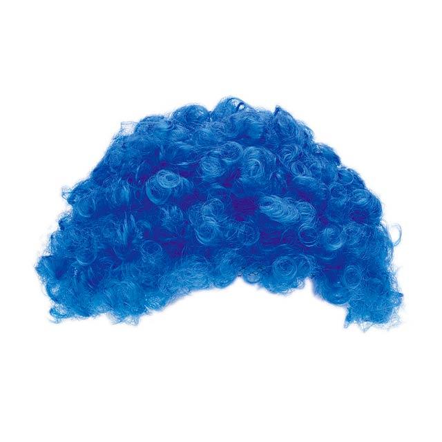 Genax paruka - modrá