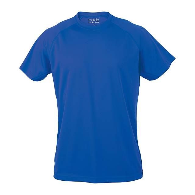 Tecnic Plus T sportovní tričko - modrá