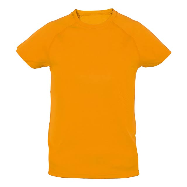 Tecnic Plus K sportovní tričko pro děti - oranžová