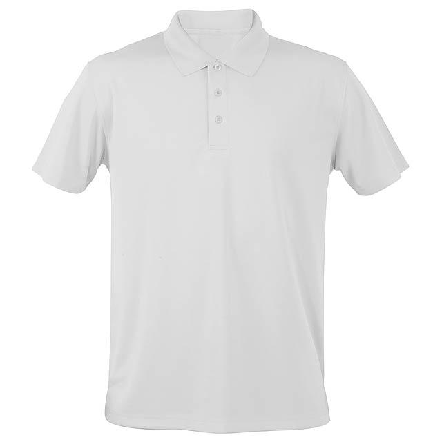 Tecnic Plus funkční polokošile - bílá