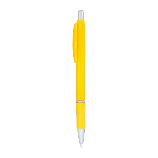 Faktu kuličkové pero - žlutá