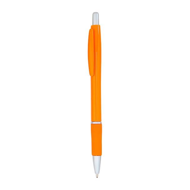 Faktu kuličkové pero - oranžová