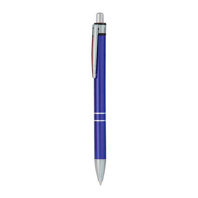 Malko kuličkové pero - modrá
