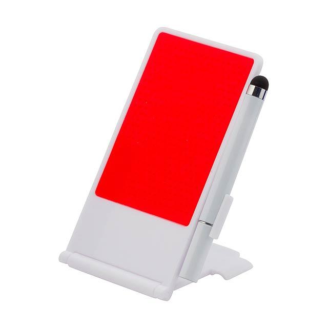 Toki Stojánek na mobil - červená