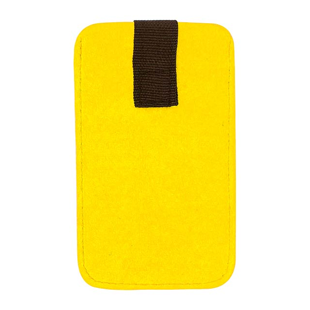 Xera pouzdro - žlutá