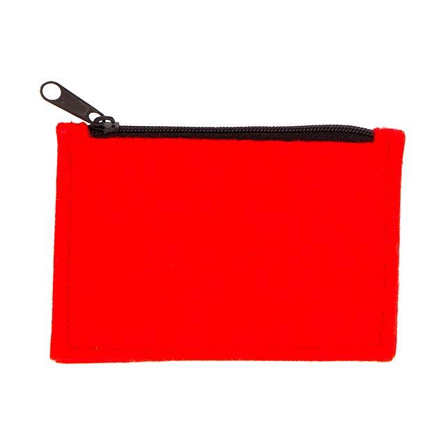 Yinax peněženka - červená