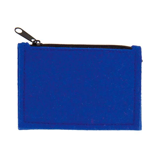Yinax peněženka - modrá