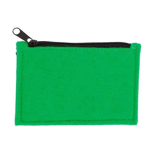 Yinax peněženka - zelená