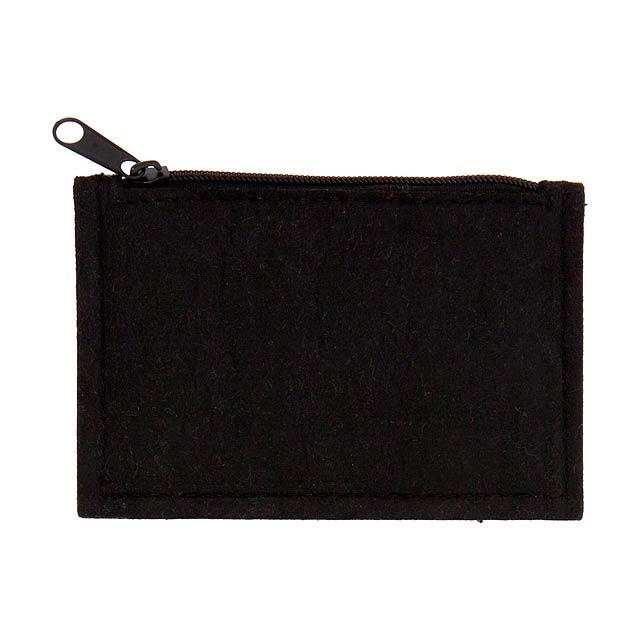 Yinax peněženka - černá