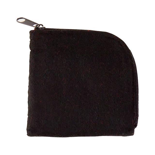 Lipak peněženka - černá