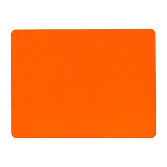 Yenka prostírání - oranžová
