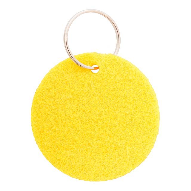 Keyring - yellow