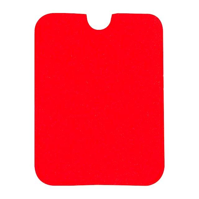 Tarlex Pouzdro na iPad - červená