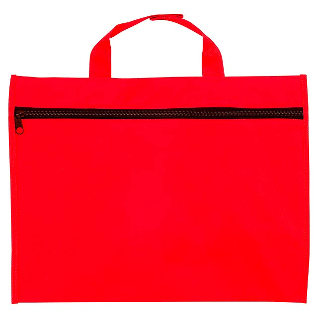 Kein Taška na dokumenty - červená