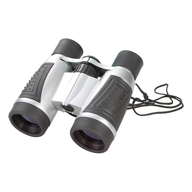 Sailor dalekohled - stříbrná