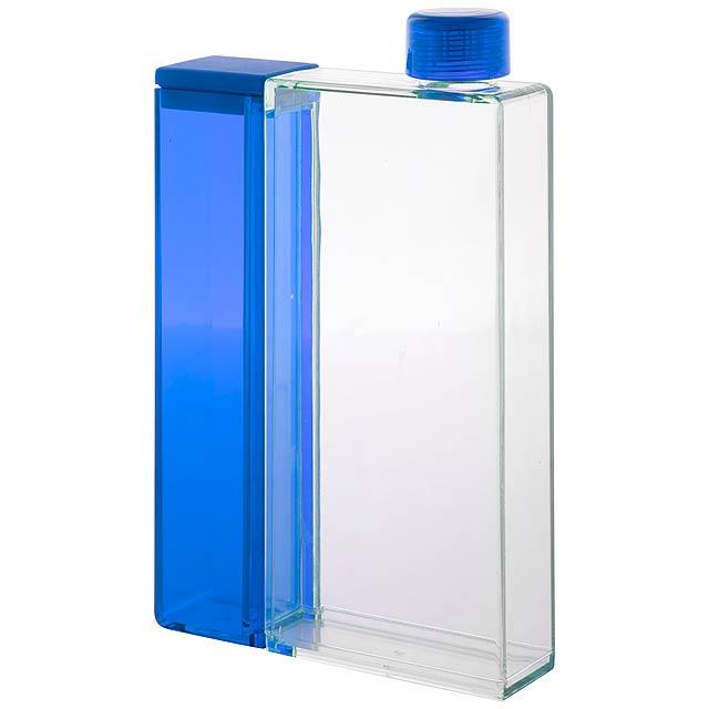 Flisk láhev na vodu - modrá