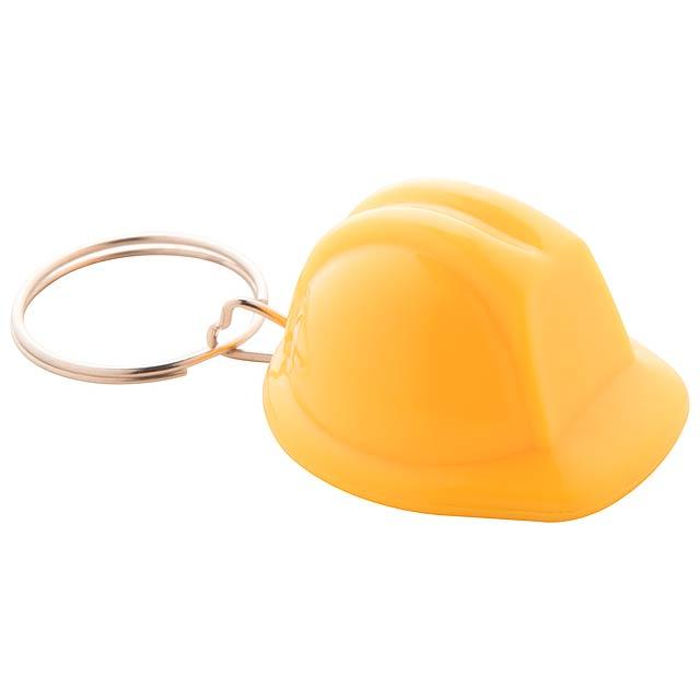Bobby přívěšek na klíče - žlutá