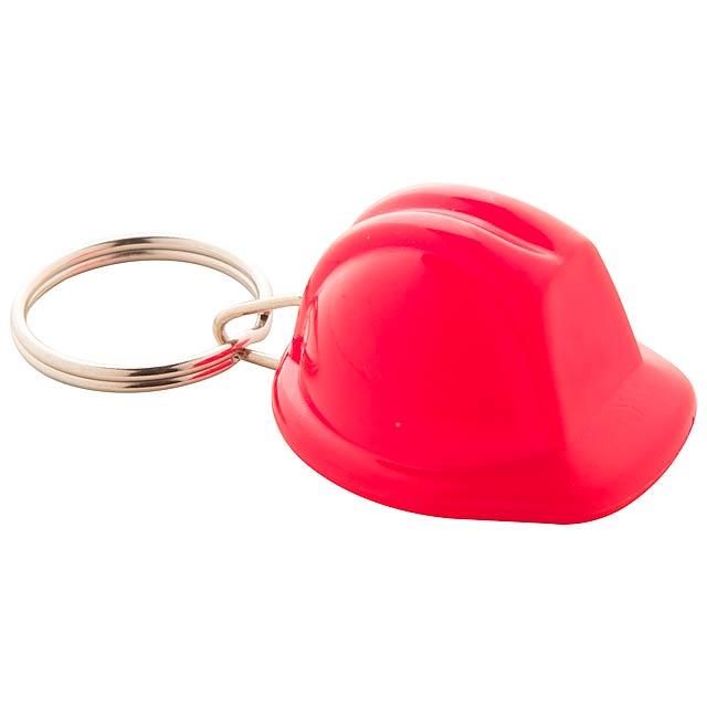 Bobby přívěšek na klíče - červená