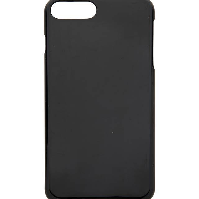 Sixtyseven Plus Hülle für iPhone® 6/7/8 Plus - schwarz