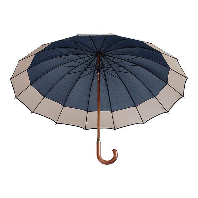 Monaco deštník - modrá