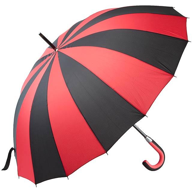 Cirrus deštník - červená