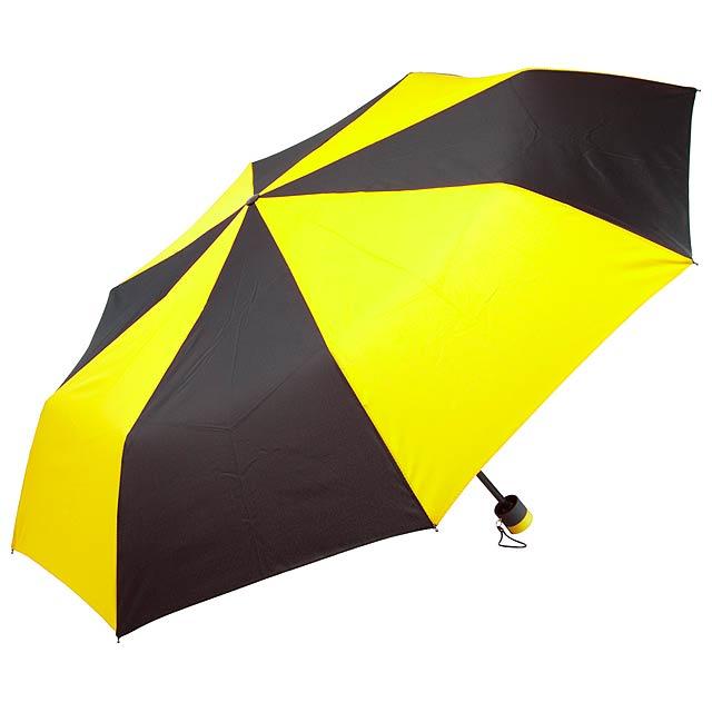 Sling deštník - žlutá