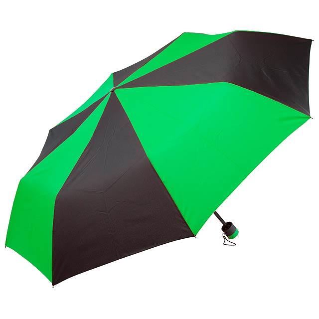 Sling deštník - zelená