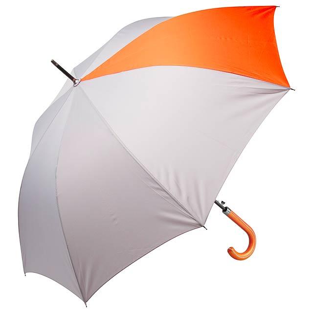 Stratus deštník - oranžová