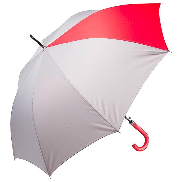 Stratus deštník - červená