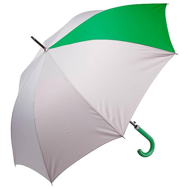 Stratus deštník - zelená