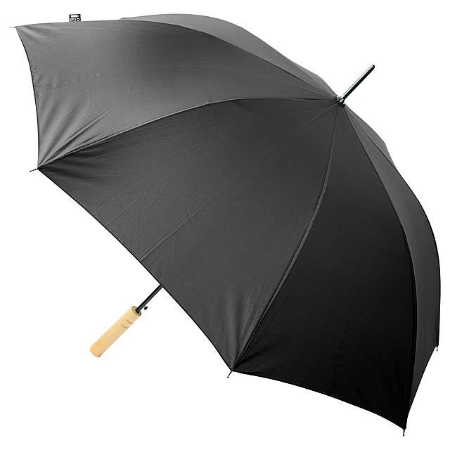 Asperit deštník - černá