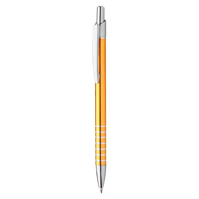 Vesta kuličkové pero - žlutá