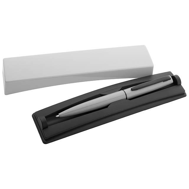 Rossi kuličkové pero - stříbrná