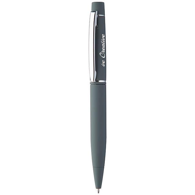 Wobby kuličkové pero - šedá