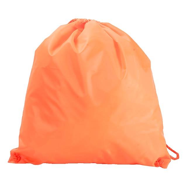 Jock vak se stahováním na šňůrku - oranžová