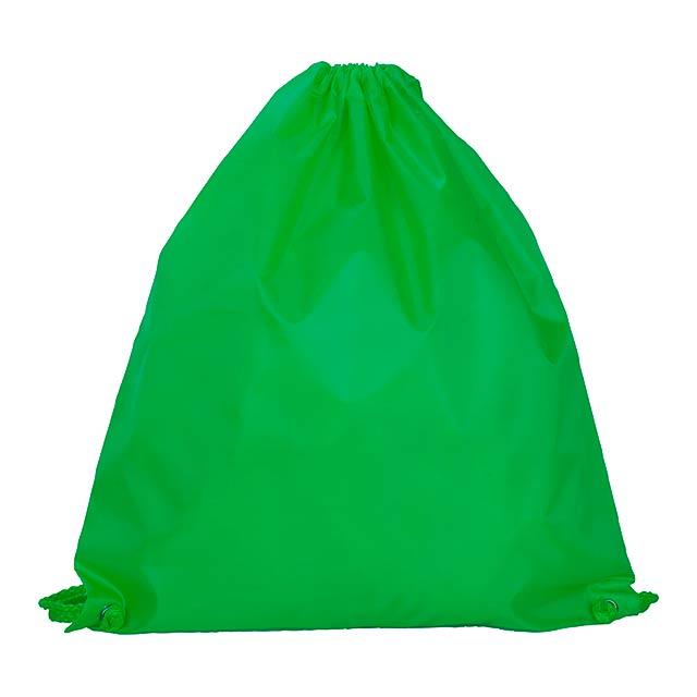 Jock vak se stahováním na šňůrku - zelená