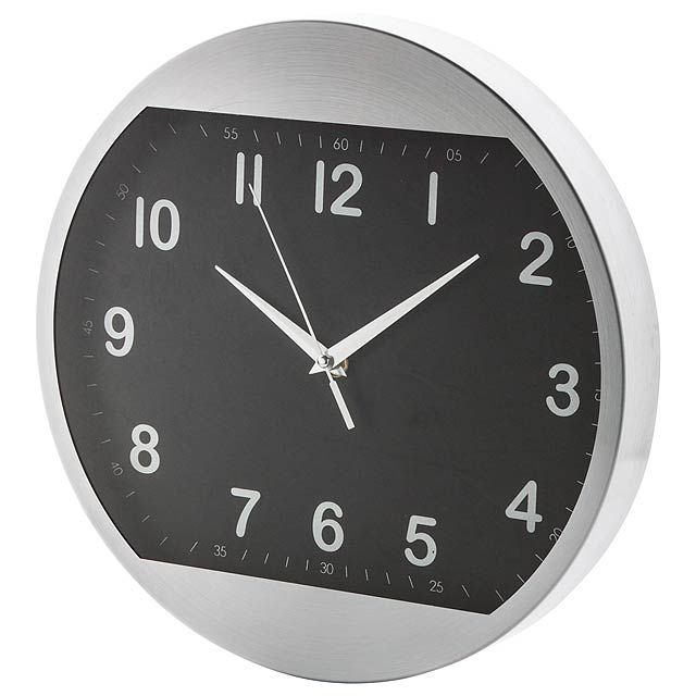 Tucana - wall clock - black