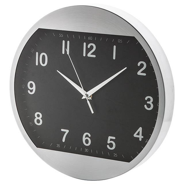 Tucana nástěnné hodiny - čierna