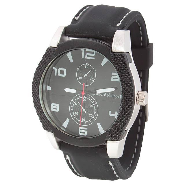 Marquant pánské hodinky - černá