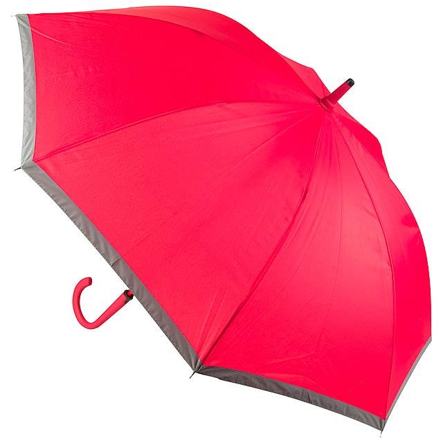Nimbos deštník - červená