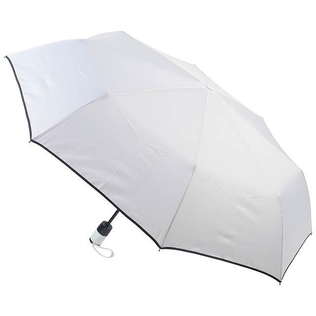 Nubila deštník - bílá