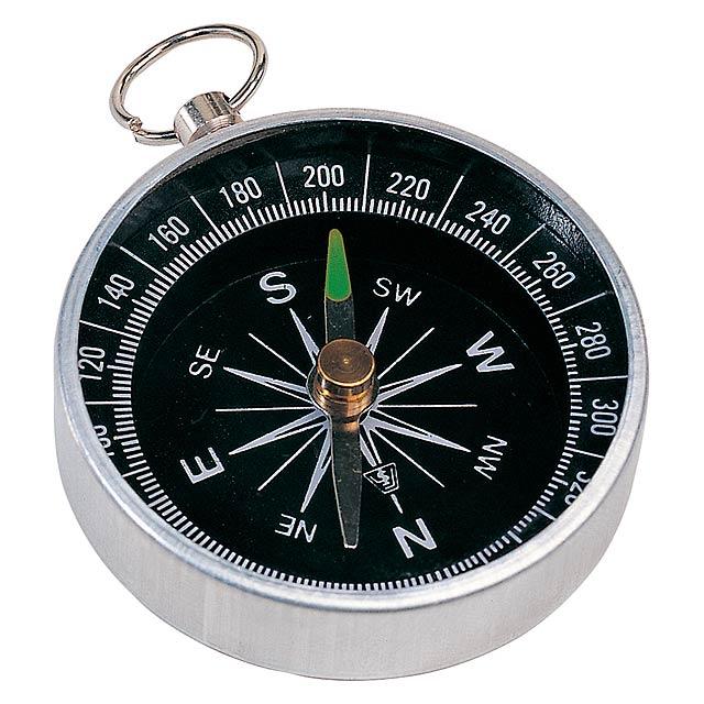 Nansen kompas - strieborná
