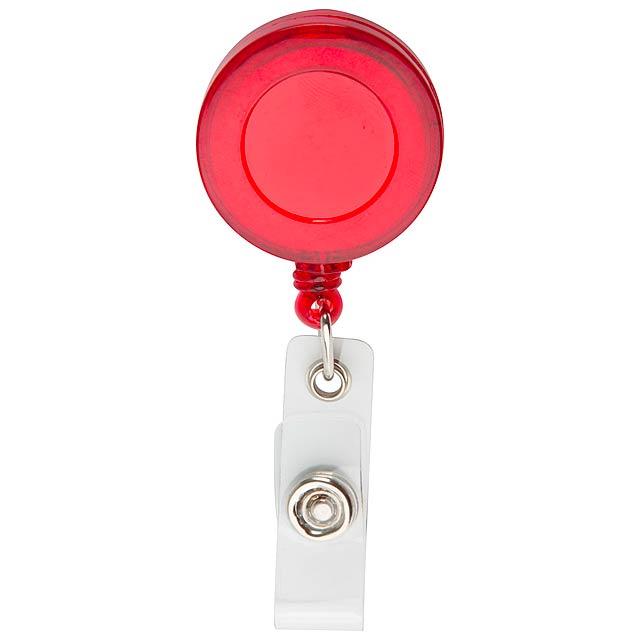 Pass-Holder - red