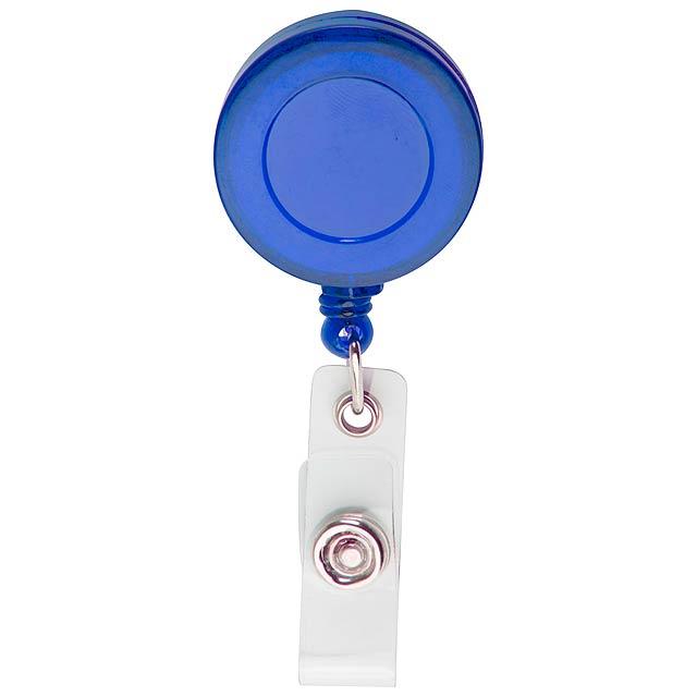Pass-holder - blue