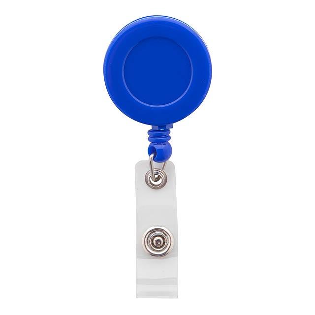 Slope držák na karty - modrá